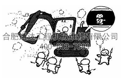 挖掘机液压系统污染源(上)图片